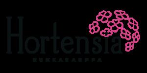 Kukkakauppa Hortensia logo