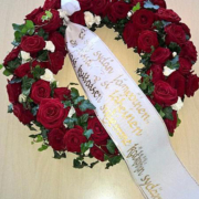 Suruseppele 14. Ruusujen muisto