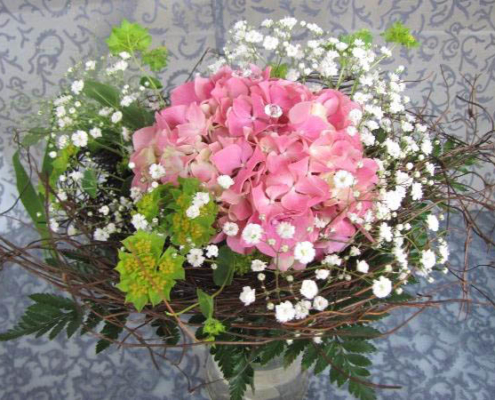 Kukkakimppu 2. Hilda